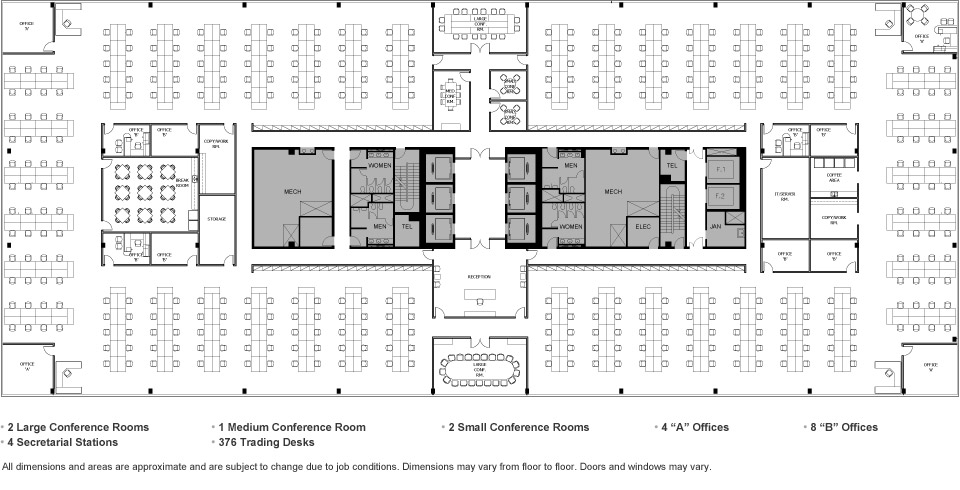 Pier six at newport floorplans for Trade show floor plan software